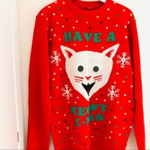 Sweaters - Funny/Silly Christmas Sweater Unisex Size M